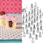 55-piece Ateco Stainless-Steel Decorating Set Giveaway