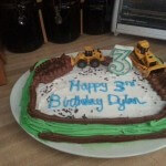 "Soy Sunday 120: ""homemade"" Birthday Cake"