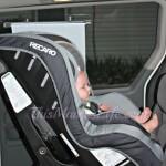 Child Passenger Safety week featuring RECARO Performance Ride Convertible Car Seat