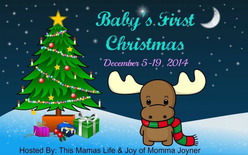 Baby's First Christmas Giveaway Event