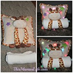 Melody Mates Light Up Pillow - Sooth those little ones to sleep