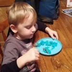Soy Sunday 127: Blue Velvet Birthday Cake
