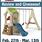 Step 2 The Play Up Gym Set Giveaway