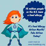 Food Allergy Awareness Week: Teal Tuesday Takeover
