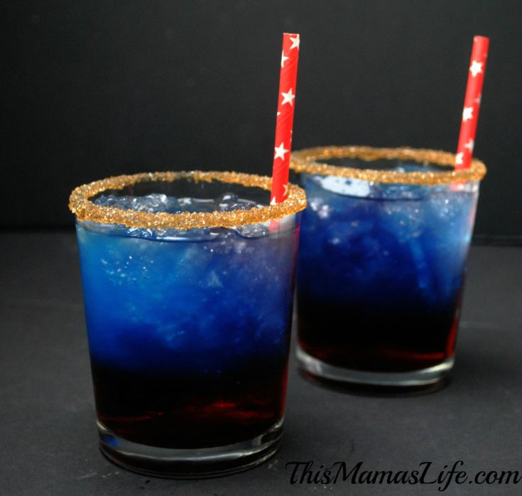 Superman Cocktail Recipe