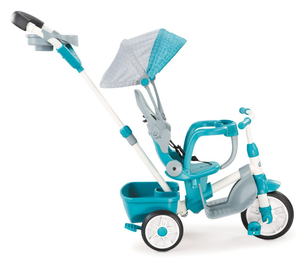 Perfect Fit Trike Teal 4