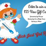 $25 Visa Gift Card Giveaway