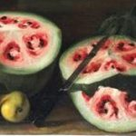 old watermelon