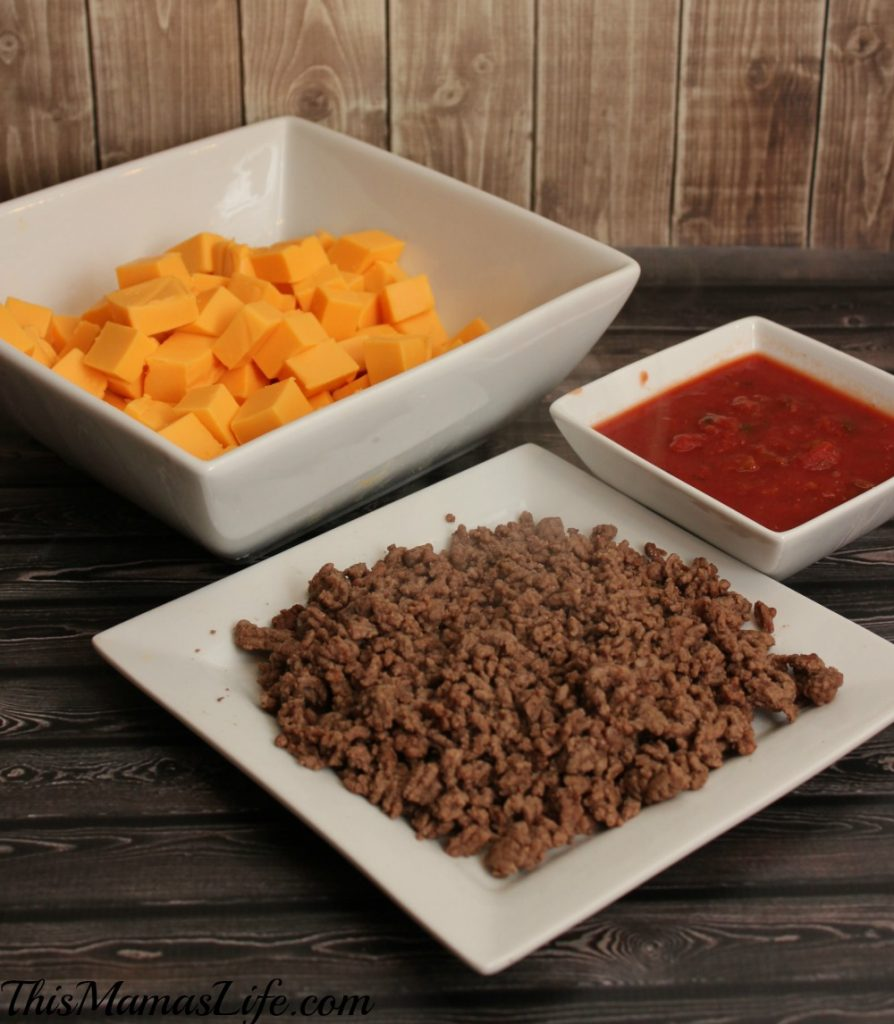Spicy Cheesy Salsa Ingredients Nexium®