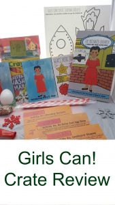 Girls Can! Crate Review 1
