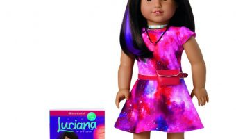 American Girl Luciana Vega Giveaway