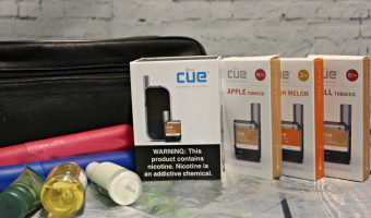 How to Travel With Your Cue Vapor System