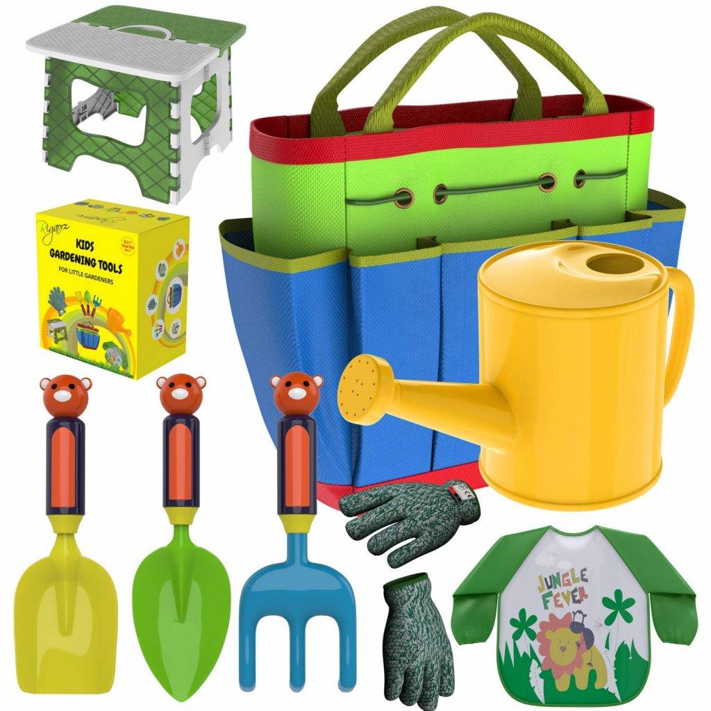 Rigaorz Kids Gardening Kit