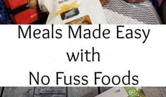 Looking for some No Fuss Foods?