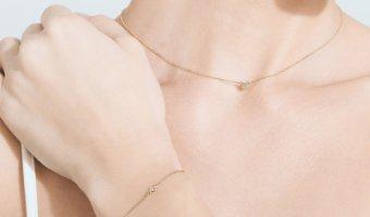 Bezel Bundle - Necklace and Bracelet AURate