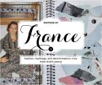 Inspiration via France - you're never too young to create with Blurb