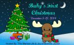 Baby's First Christmas Giveaway #Babys1stChristmas