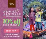 Tea Collections New Patchwork Jungle Inspiration & Swimwear