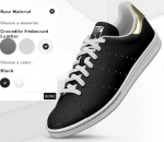 The Adidas Mi Stan Smith Now Customizable
