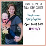 Tula Daydreamer Spring Equinox Giveaway